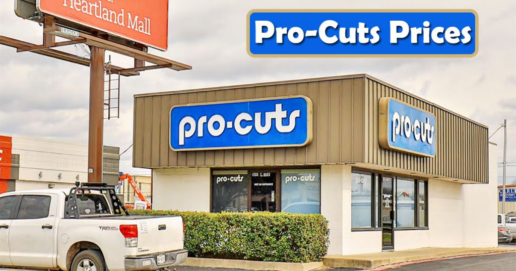 Pro-Cuts Prices image