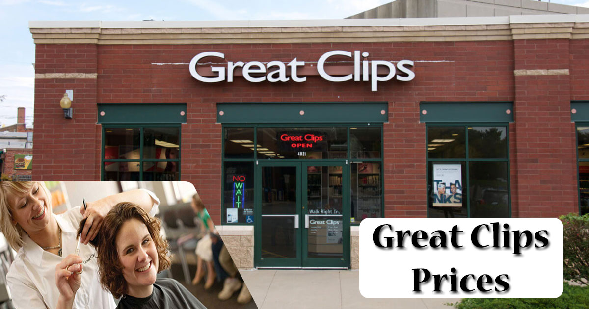 Great Clips Prices Image