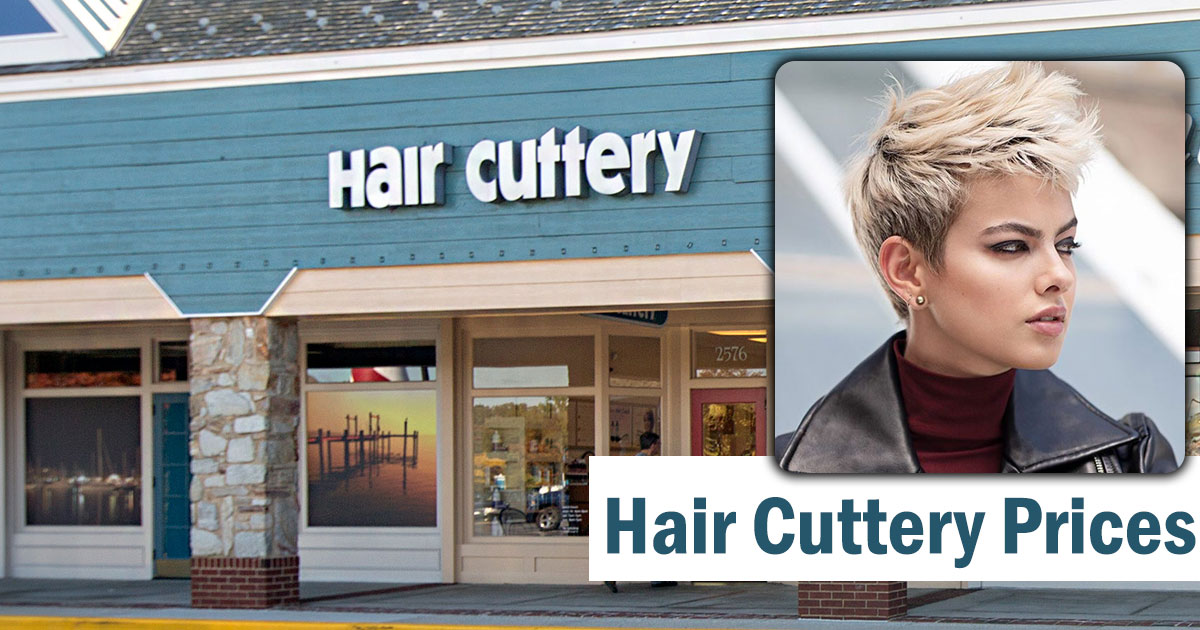 Hair Cuttery Prices Image