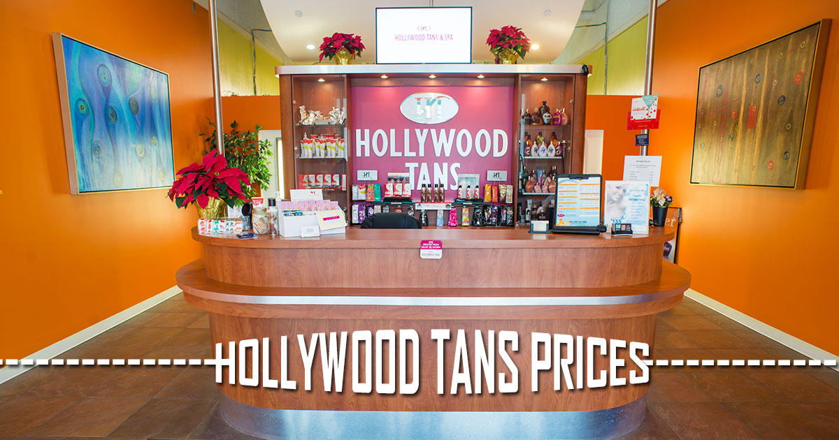 Hollywood Tans Prices Image