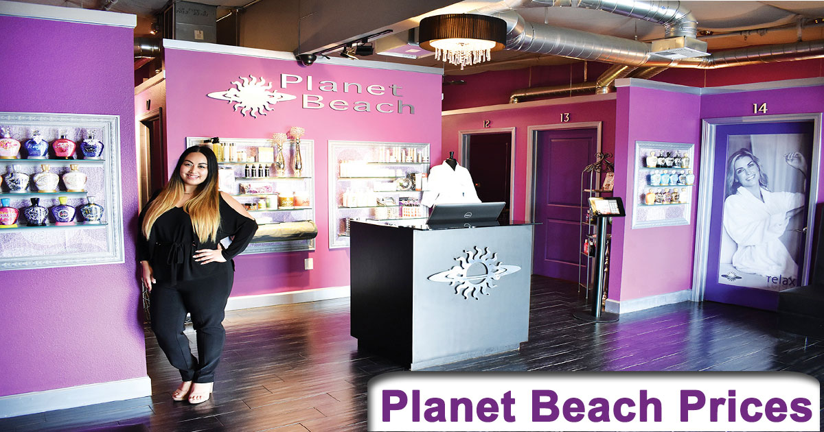 Planet Beach Prices Image