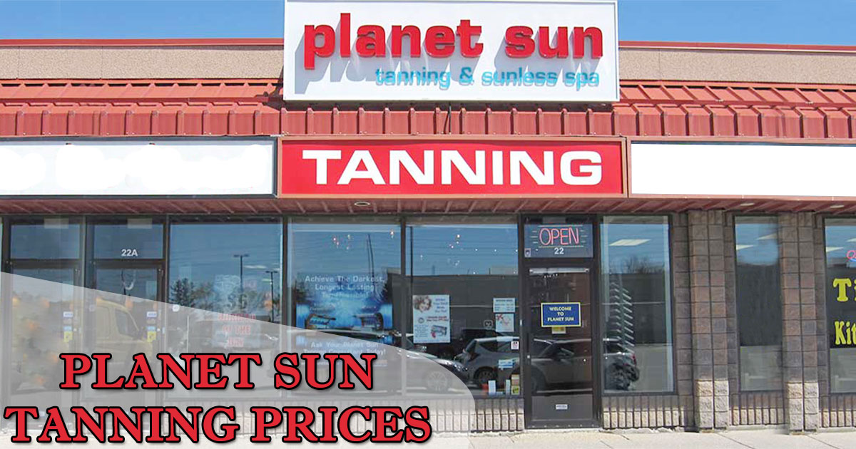 Planet Sun Prices Image