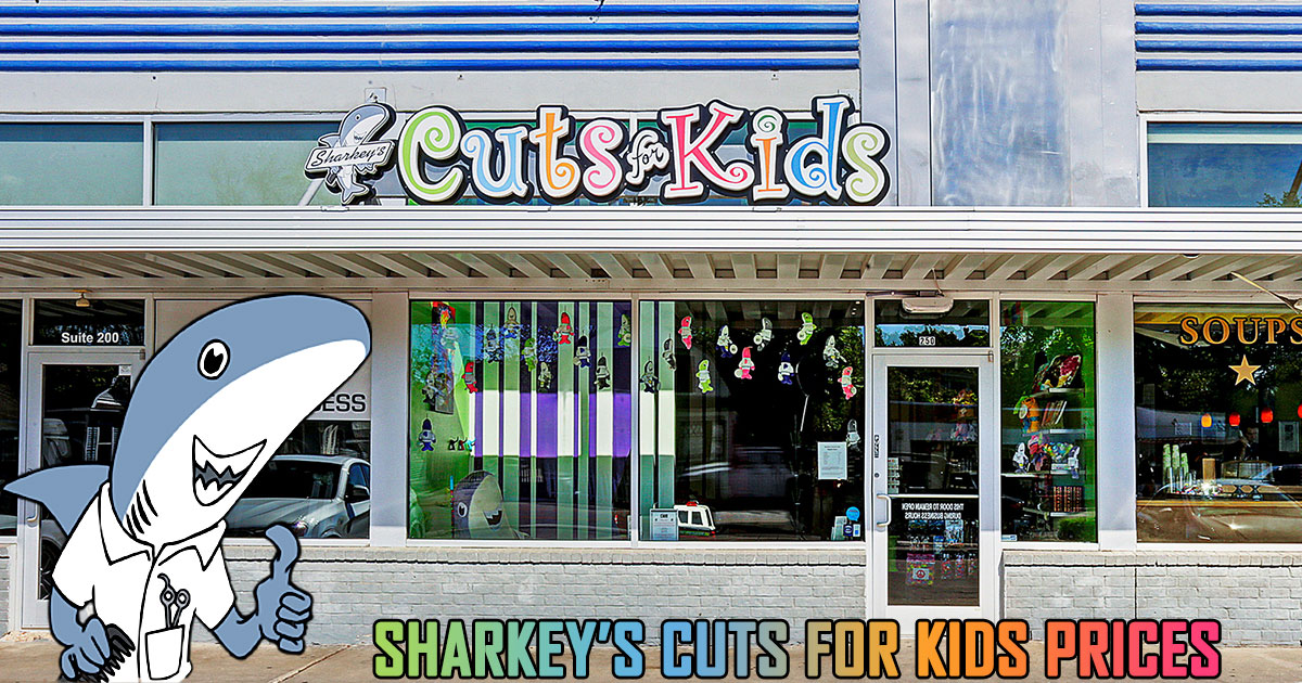 Sharkey's Cuts For Kids Prices Image