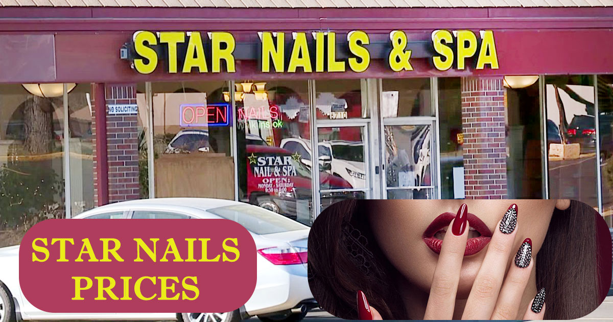 Star Nails Prices Image