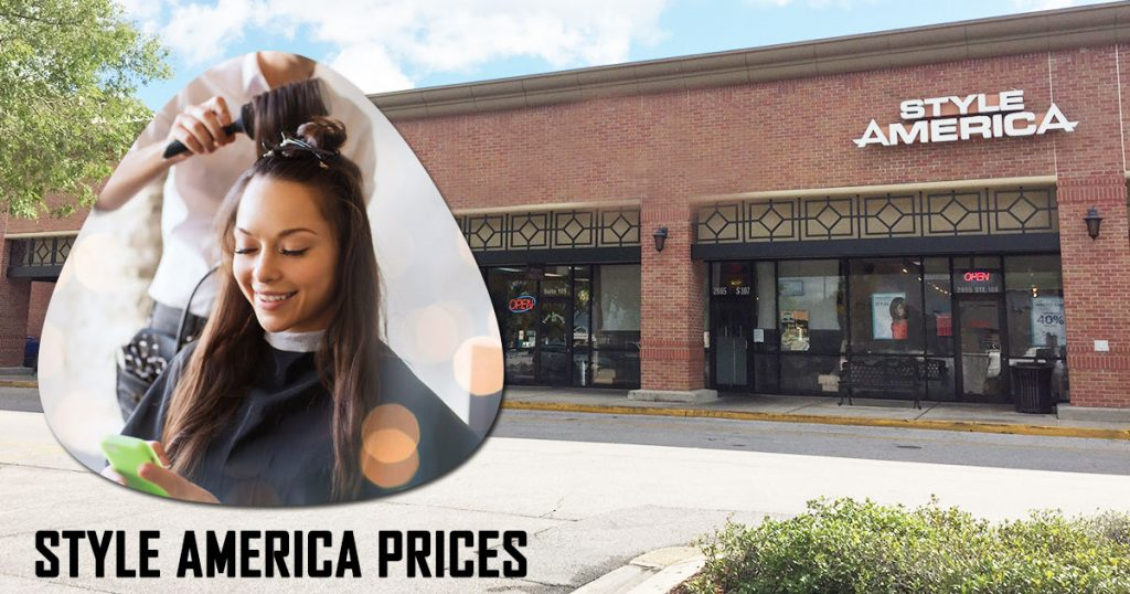Style America Prices image